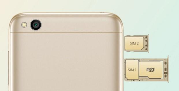 Xiaomi с разъемами под SIM карты
