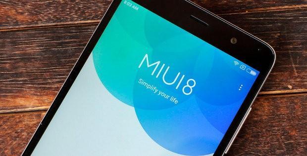 прошивка miui8 на Xiaomi Redmi