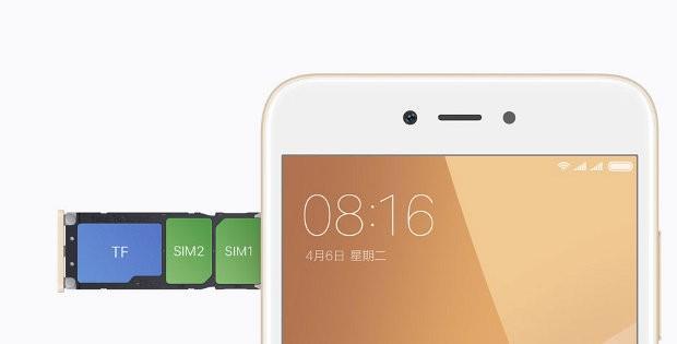 телефон Xiaomi с двумя sim
