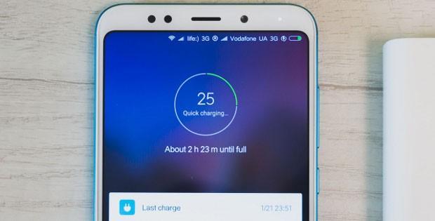 быстрая зарядка Xiaomi Redmi