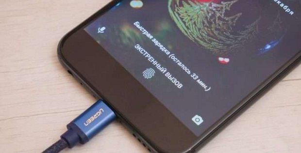 подключение Xiaomi Redmi к зарядному устройству