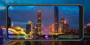 приближение картинки на Xiaomi Redmi