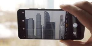 фотосъемка на Huawei