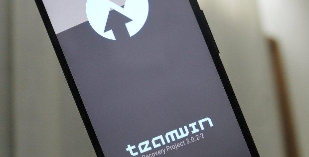 TWRP recowery на Xiaomi