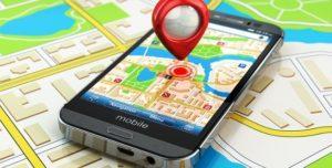 GPS на телефоне