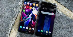смартфоны Huawei