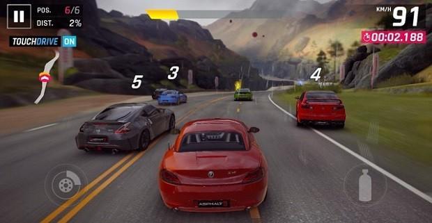 Лучшие игры для Xiaomi в 2019. Выпуск #1 – Гонки