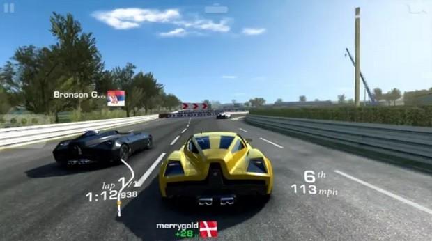 huawei racing 7 - Лучшие игры для Huawei в 2021 Выпуск #1 – Гонки