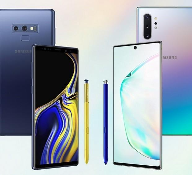 Note9 10 2 - Что купить:  Samsung Galaxy Note 9 или Note 10?
