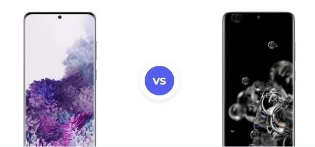 s20s20 1 - Что купить: Samsung Galaxy S20 или Galaxy S20 Plus?