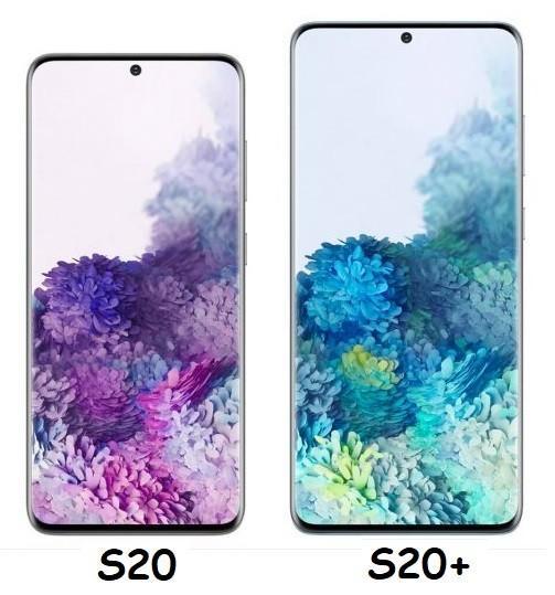 s20s20 2 - Что купить: Samsung Galaxy S20 или Galaxy S20 Plus?