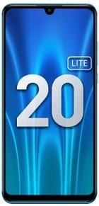 honor20lite - Результаты бенчмарка AnTuTu смартфонов Honor
