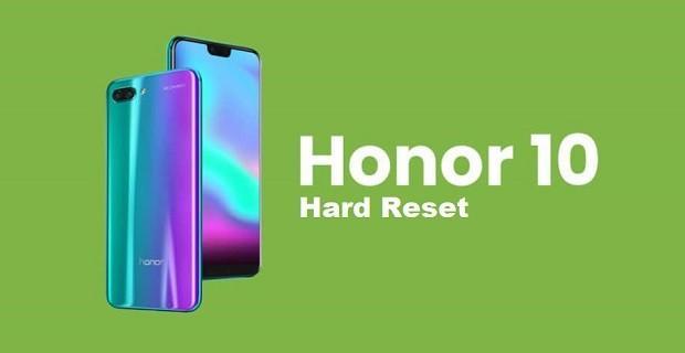 sbros honor 20 1 - Как сбросить Honor 10 и 20 до заводских настроек?