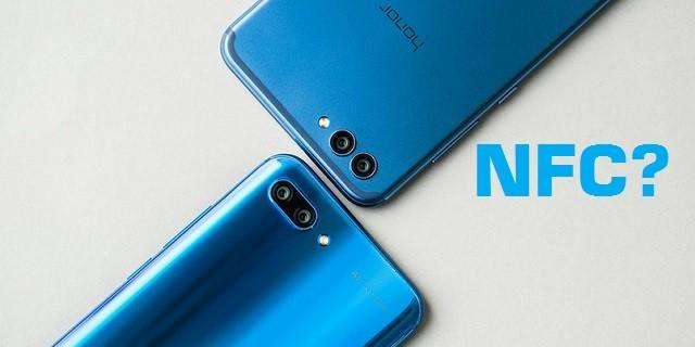honor nfc - На каких смартфонах Honor есть NFC