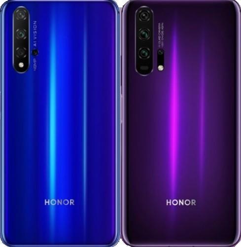honor20vshonor20pro - Сравнение Honor 20 и Honor 20 Pro