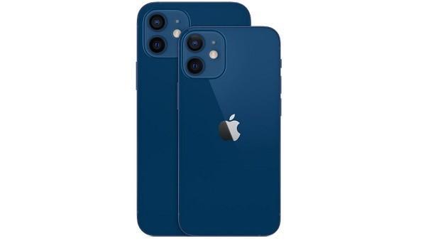 iphone12 vs 12mini