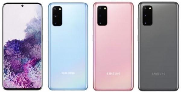 samsung galaxy s20 1 - Отзывы владельцев Samsung Galaxy S20