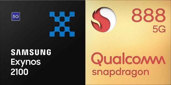 snapdragon vs exynos s21 - Сравнение и тест процессоров Samsung Galaxy S21: Snapdragon 888 и Exynos 2100