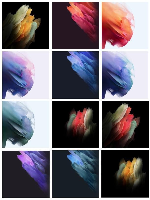 wallpapers galaxy s 21 - Оригинальные обои Samsung Galaxy S21 и S21 Ultra