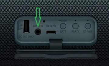 sony srs tv 1 - Как подключить колонку Sony к телефону, телевизору и ПК?
