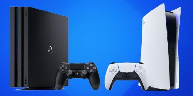 playstation4 vs playstation5 - Playstation 4 Pro или Playstation 5: Что купить в 2021 году?