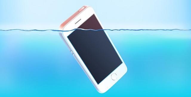dry we phone 0 - Как высушить упавший в воду телефон в домашних условиях?