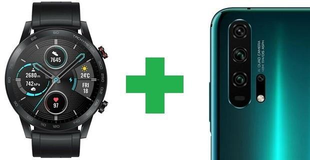 Как подключить Honor Magic Watch 2 к телефону?